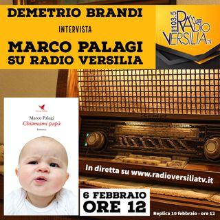 Demetrio Brandi intervista Marco Palagi su Radio Versilia