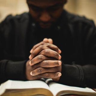 Bible study & Bible Praying