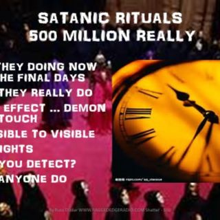 SATANIC RITUALS POWER OF A DARK AGE COMING PART 3