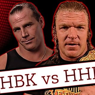 WWE Rivalries: HBK vs HHH