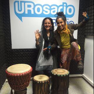 Saga II, potencializar su energía con la Danza africana de Fernanda Varón