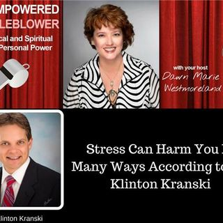 Expert Guidance On Stress Management  With Dr. Klinton Kranski