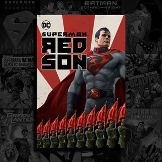 TV Party Tonight: Superman - Red Son