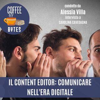 Puntata 14 -  Il content editor : Comunicare nell'era digitale