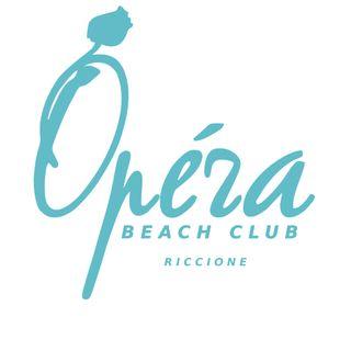 Stefano Fiore Opera Beach Club Riccione