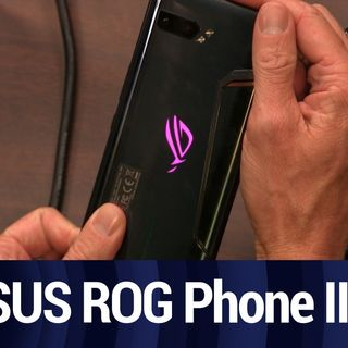 Hands-on With the ASUS ROG Phone II | TWiT Bits