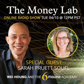 "Episode #58 - The ""Can't Afford It To CAN Afford It"" Story - Guest Sarah Pruett Soufl"