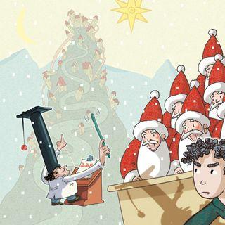 Die Schule der Weihnachtsmänner (2/3) - Hörspiel für Kinder