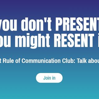 An Introduction to Communication Club with Carl Munson