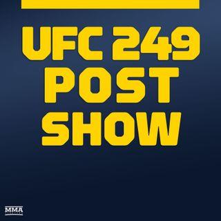 UFC 249 Post Show