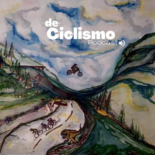 Capitulo 3 DeCiclismo Podcast. Etapas 3, 4 y 5