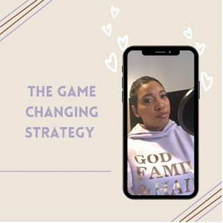 Episode 85 - The game changing strategy!