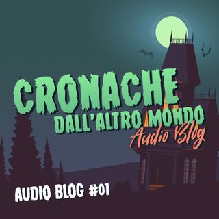 Audio Blog - 01 - Si parte!