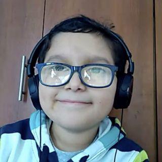 """""""Quisiera estudiar ciencia política y porque no, ser Presidente"""": Francisco el niño activista de 11 años"""