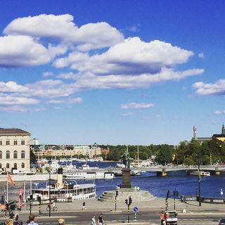 Petit tour en Suède