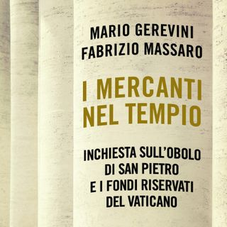 """Mario Gerevini, Fabrizio Massaro """"I mercanti nel tempio"""""""