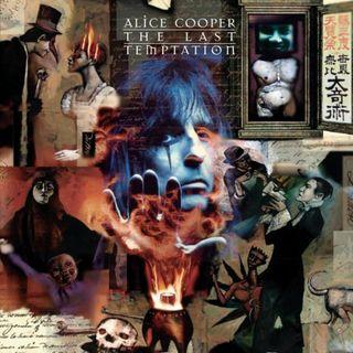 TRS Alice Cooper The Last Temptation Album Special 27th March 2020