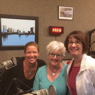 Dianne Barndt, Karen Evans & Bonnie Metcalf give us an update on Over the Edge for the Victory Center