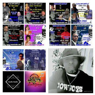 DGratest Sunday Night Love Jones Presents : The Battle of The Slow Jams Season 2 Playlist