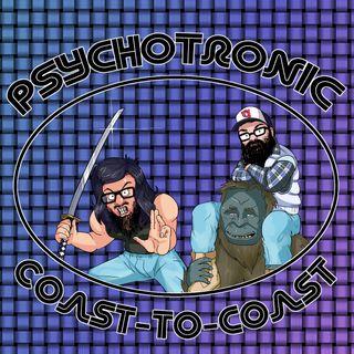 Psychotronic Coast to Coast Battletruck (1982) & America 3000 (1986)