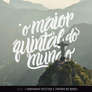 Por que o turismo no Brasil é renegado? (feat. André Pontes do NBW) | ep. 32