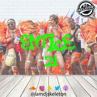 ENTICE 21 [Carnival Vibez]