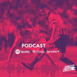 Regresamos con el podcast y vaya manera...el Clásico Regio