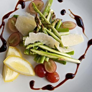 Spring Asparagus Salad - Chef Ivan Flowers on Big Blend Radio