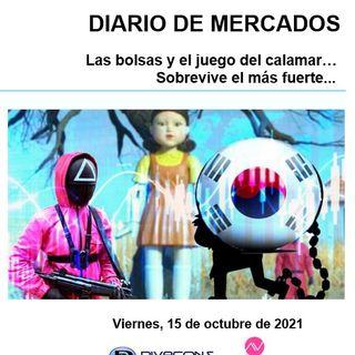 DIARIO DE MERCADOS Viernes 15 Oct