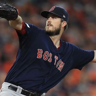 Red Sox Hurler Drew Pomeranz Taking It Slow As He Recovers From Arm Injury