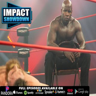 Moose Officially Crowned Champion, Jake Something Shines Bright! IMPACT SHOWDOWN 2-26-2021
