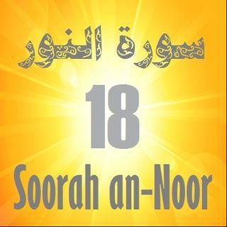 Soorah an-Noor Part 18 (Verses 62-64)