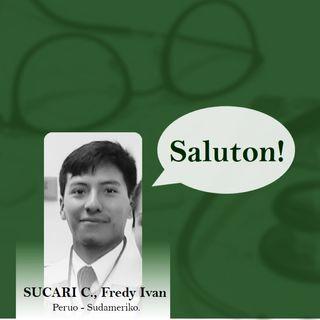 Saluton, Mi estas Fredy - Esperanto