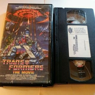 1986 - Transformers The Movie