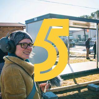 E5 - Ora, un anno col terremoto