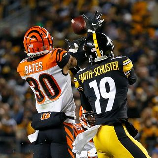 Bet Now Presents The Cincinnati Bengals Weekly Show W/Joe Kelly: Bengals-Steelers preview