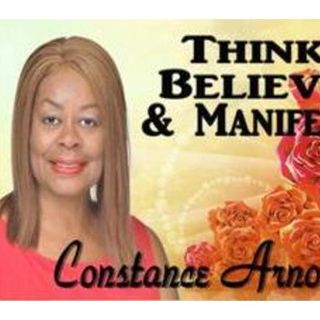 Constance Arnold: Let go of your EGO to manifest your destiny - James E. Powers