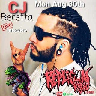 CJ Beretta  Replicon Radio 8/30/21