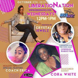 Season 1 Episode 3 - W/ Cora White