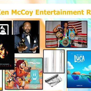 KMER 61 - McCoy talks 63rd Grammy Awards and a Jackson signs life-release deal