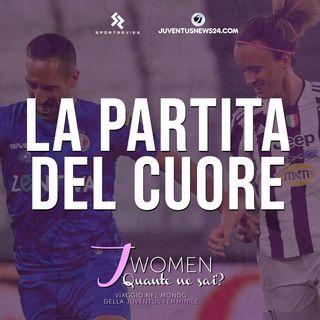 "LA PARTITA DEL CUORE | Ep. 9 - ""J Women: quante ne sai?"" - Juventus News 24"