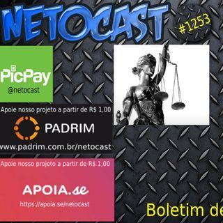 NETOCAST 1253 DE 10/02/2020 - BOLETIM DE DIREITO
