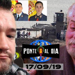Nuevo avión estrellado en el Mar Menor | Ponte al día 18/09/2019