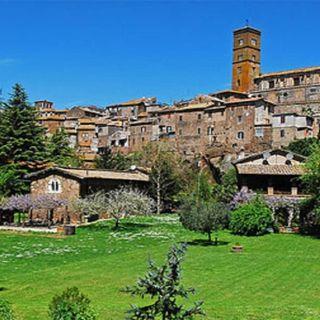Sutri uno dei borghi più antichi d'Italia