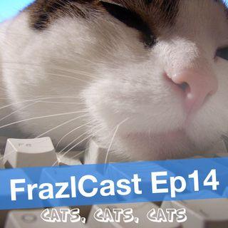 FC 014: Cats, cats, cats