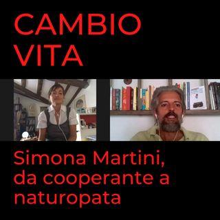 Simona, da cooperante a naturopata