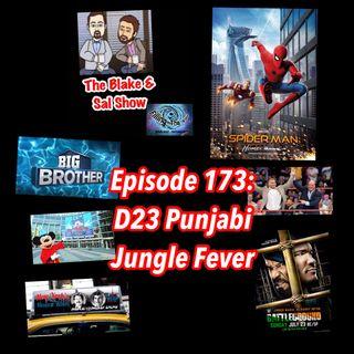 B&S Episode 173: D23 Punjabi Jungle Fever