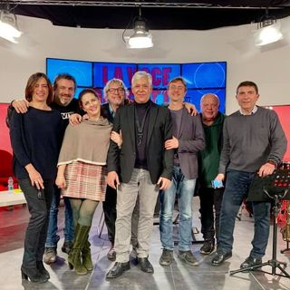 Saxomatt quartet: Porro, Pellegatti, Bernasconi, Massazza