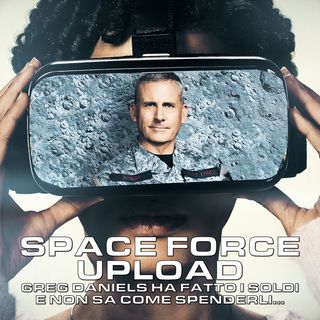 Upload e Space Force: Greg Daniels ha fatto i soldi (e non sa come spenderli)