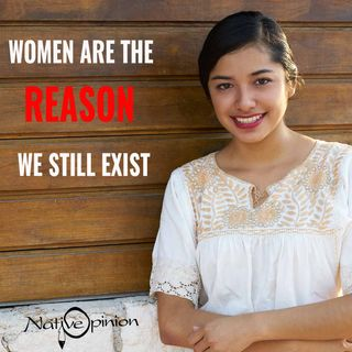 """Episode 212 """"Women Are The Reason We Still Exist"""""""